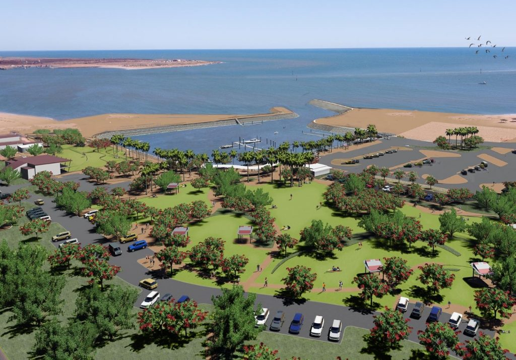 $121.5 Million Spoilbank Marina, Port Hedland