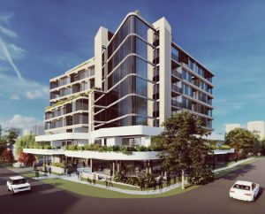 Multiple Dwellings & Retail – Lambert Road, Indooroopilly