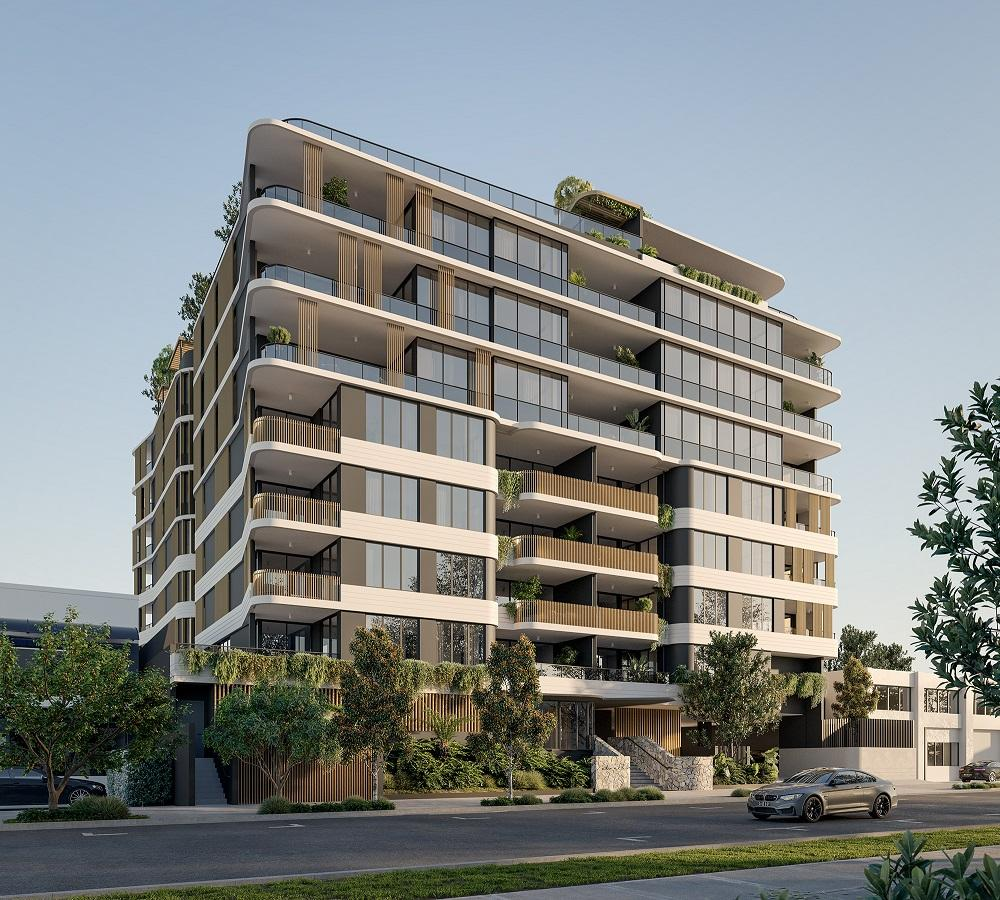 Alouette Residences – New Luxury Apartments for Newstead