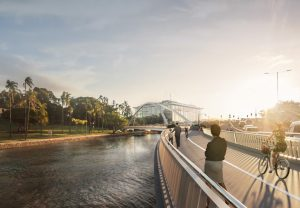 Green Bridge Design – Breakfast Creek, Brisbane