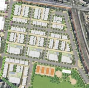 Terrace Lots & Major Intersection Works – Carseldine Urban Village