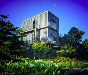 Steps to Build Your Own Shipping Container Home
