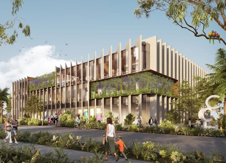Civic Hub Community Centre – Coomera, Gold Coast