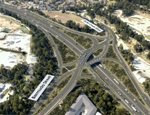 $1 Billion M1 Upgrade – Pacific Motorway, Varsity Lakes to Tugun