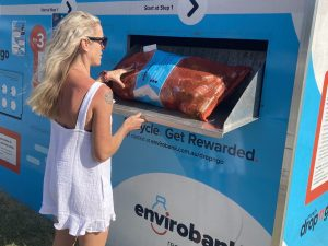 Envirobank Drop 'n' Go Pod – Springfield Central Shopping Centre, Ipswich