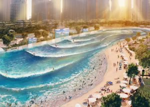 $35 Million Surf Park – Parkwood Village, Gold Coast