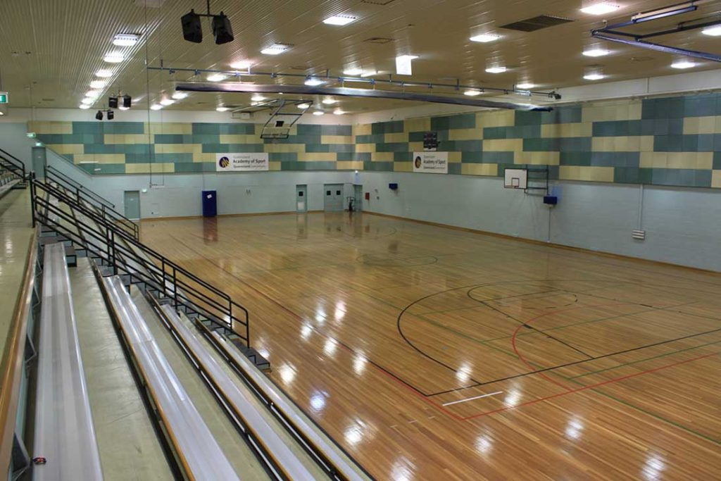 $9.8 Million Refurbishment – Queensland Academy of Sport, Nathan