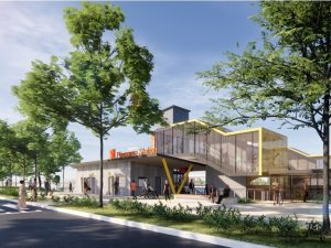 Design Phase – New Pimpama Train Station, Gold Coast