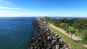 Construction Begins – Moondarewa Spit Foreshore & Seaway Promenade, Gold Coast
