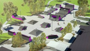 Opening December 2019 – $3.1 Million BMX & Skate Park – Beenleigh, Logan