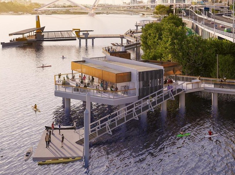 Will & Flow Restaurant & Bar – Brisbane River, Brisbane City