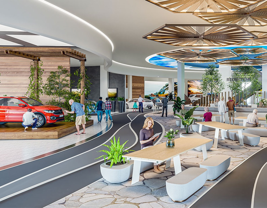 AutoMall & Service Centre – Indooroopilly Shopping Centre